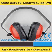 low set compact earplug headphone for ear protection