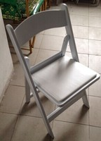 Cheap plastic folding chair