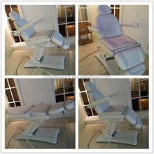 2015 professional beauty salon electrical bed massage electric facial beauty seat