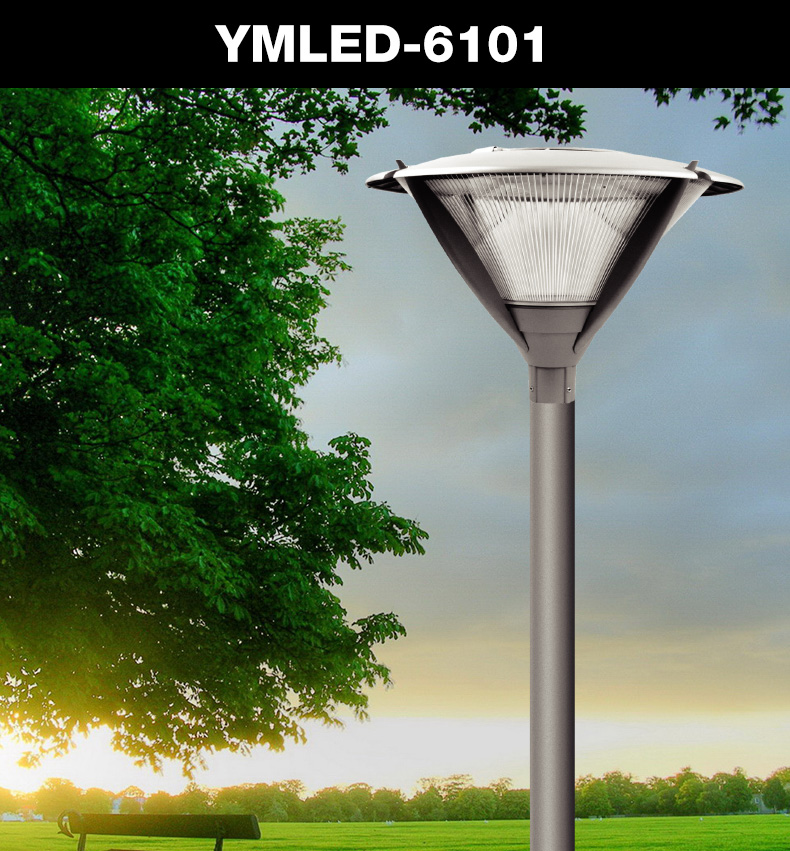 AC120-277 volt CE approved aluminum IP65 project led garden light