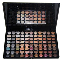 Pro 88 Color Eye Shadow Palette High Quality Eye Makeup Cosmetic Tool