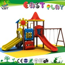 2015 New style Playground Metal Swing,Outdoor Toy Play Gym