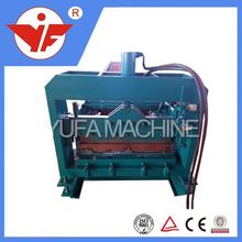 Alibaba Express Double IBR Roof And Wall Panel silk peel machine hot sale