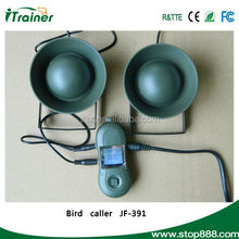 100% Brand New!! remote control hunting bird sound mp3 with big LCD display cp391 for sales