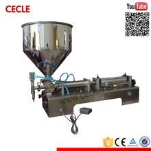 Best quality FF6-300 liquid cream filling machine costs