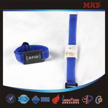 MDT022 Party/concert/event/bar 13.56mhz epoxy rfid wristband