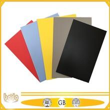 PP colorful plastic sheet / Board / panel