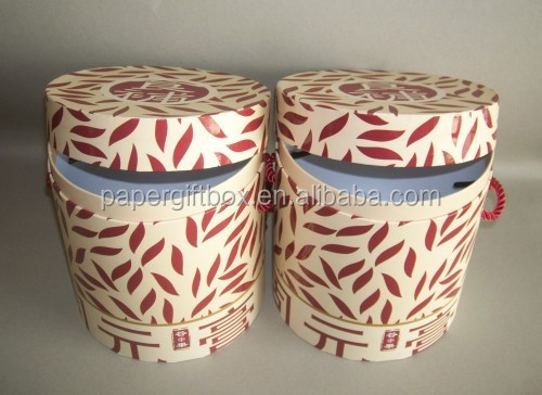 Cardboard Candle Tubes Candles Packing Paper Tube