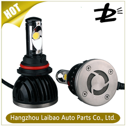 Chinese factory best price 9004 9007 led motorcycle headlight bulb