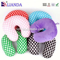 colorful cylindrical pillow cushion