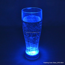 650ml LED Beer Mug Lighted Beer Mug LED Flashing Beer Mug