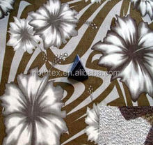 Wale Fabric or Corded Velveteen Made of Cotton Corduroy