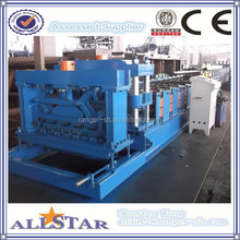 Europe Stype Glazed Roof Tile Roll Forming Machine