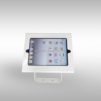 Kiosk display stand for iPad Air