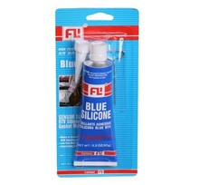 Resistant to most chemicals and solvents RTV silicone