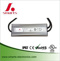 24vDC 100W 0-10V /pwm dimmable led driver with ec,ul,rohs approved