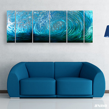 Attractive Home Decor Aluminum Art Painting Metal Painting Wall Art