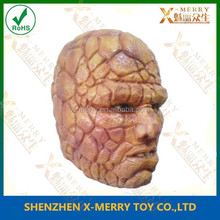 X-MERRY Fantastic four movie realistic high quality masks for wholesale