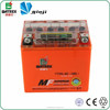 12v 5ah Sealed MF Mini Motorcycle Battery For YTX5L-BS