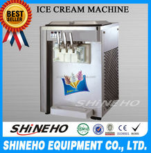 S013 Commercial Table Top Ice Cream Maker Machine Business For Sale