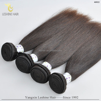 Thick Bottom!! 6A 7A 8A 100% Human unprocessed wholesale virgin brazilian hair straight