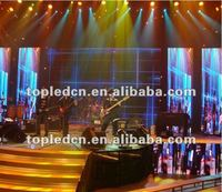 China factory dj stage led screen