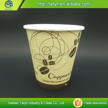 Hot sale soda drink paper cup,double wall espresso cup,coffee vending machine cups