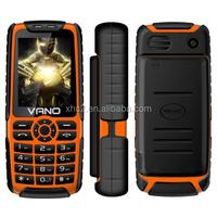 VANO V818 2.4 Inch TFT Screen Waterproof / Dustproof / Shockproof Elders Mobile Phone, Dual SIM Dual Standby, GSM Network
