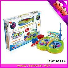 Magia de juguete peces