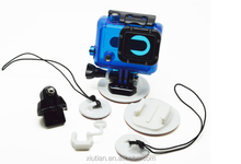 New Top Surf Mounts Pack Tethers Surfboard Mounts for Cameras For Gopro Hero 3+ 3 2