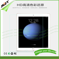 Well tested 100% anti-scratch explosion-proof tempered glass mirror screen film protector for ipad pro