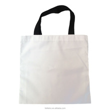 Plain foldable canvas new tote bag, tote bag supplier supplying