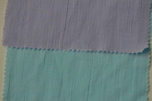 Sand washed rayon/linen crepe fabric, sand washed linen cotton fabric