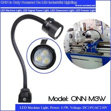 ONN-M3W 4.5W LED CNC Machine Light /LED machine working lamp/LED CNC machine lighting fixture