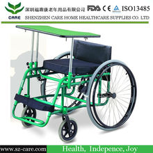CARE-- Athlete dedicated multi-purpose wheelchair