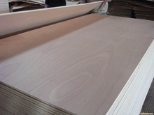 High quality E1 Glue 3.2mm Mahogany Plywood Price / Okoume Plywood With Mahogany Wood Veneer Price