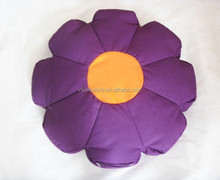The sunflower bean bag sofa cushion, beautiful nature bolster