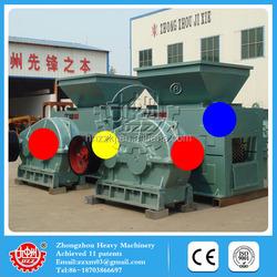 Advanced ISO standard dry powder ball briquette machine