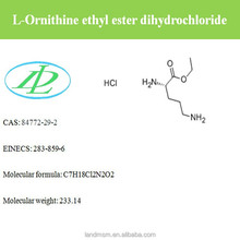 Ornithine, arginine, 84772-29-2, L-Ornithine ethyl ester dihydrochloride