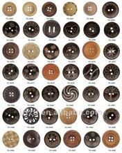 Madera Customes botones