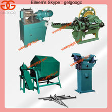 Automatic Nail Making Machine|Waste Steel Nail Maker|Najlo/Nail Polishing Machine