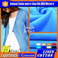 2016 wholesale dubai cotton polyamide elastane embroidery fabric
