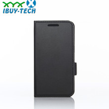 2015 hot imitation wallet leather flip leather case for samsung galaxy core prime sm