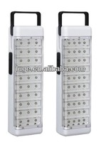 40 LED dp emergency light for outdoor use, wall mount and wall hanging