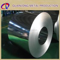 regular spangle dx51d z50 galvanized steel coil