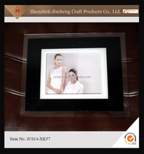 2015 new style wholesale pop acrylic sex digital photo frame video free dow