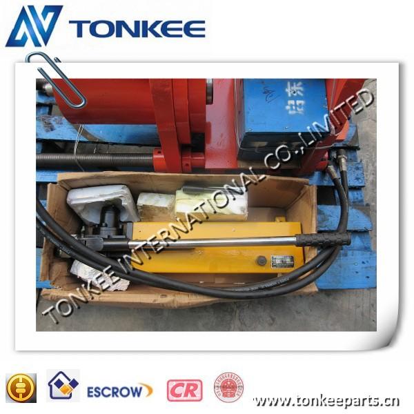 100T Hand power hydraulic master pin press (10).jpg