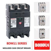 BDM11 MT MOULDED CASE CIRCUIT BREAKER 200A 3P MCCB