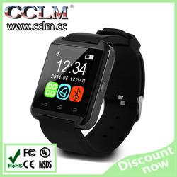 Heart rate monitor Bluetooth U8 smart watch , smart watch android , smart watch health