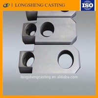 Custom Hot sale Good Quality low price of Cast iron valve plate